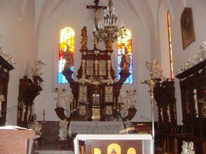 Kościół parafialny p.w. św. Marcina Biskupa w Stężycy