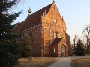 Kościół parafialny p.w. św. Marcina Biskupa w stęzycy