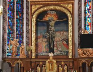 Kościół ryki obraz