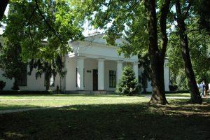 Zespół Pałacowo Parkowy w Rykach