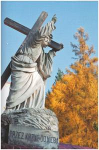 figura Chrystusa w Sobieszynie
