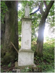 figura Matki Bożej w Ułężu