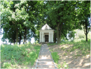 grobowiec Pięć figur