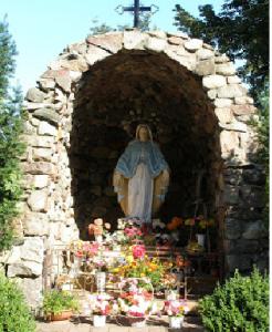 kapliczka kloczew