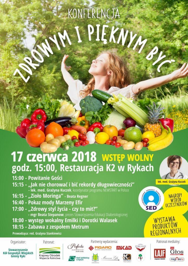 konferencja zdrowym i pięknym być