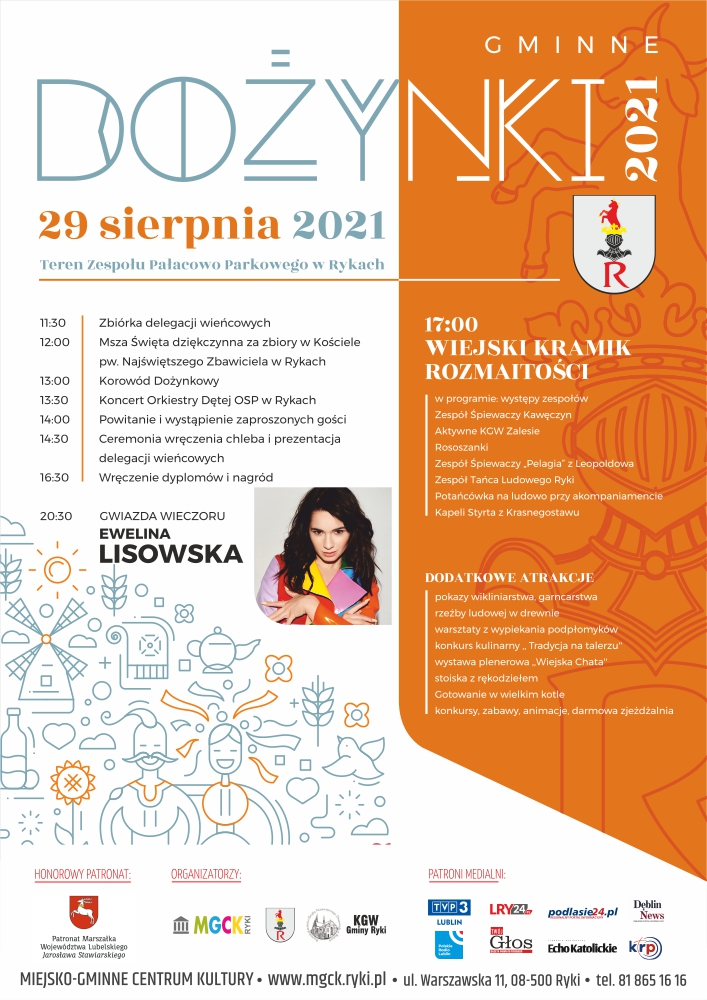 dozynki 2021 plakat (1)